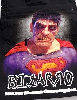 ANGRY MAN FROM BIZARRO 10G