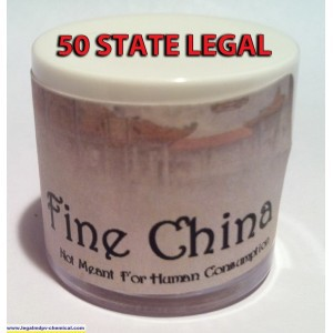 Fine China Bath Salts